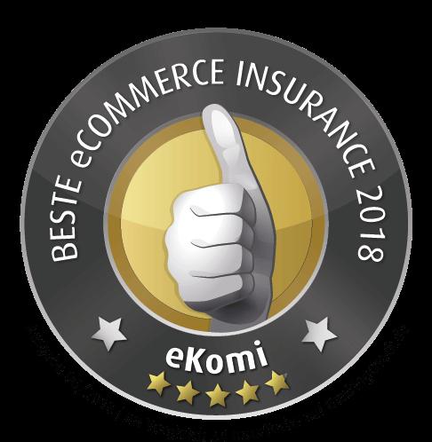 eKomi Beste eCommerce Insurance 2018
