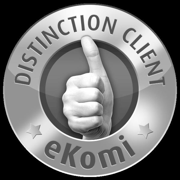 eKomi Distinction client