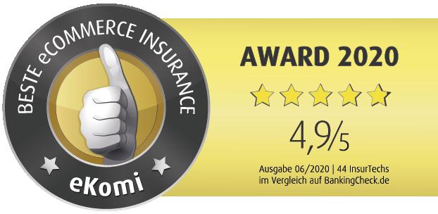eKomi Award2020 Schutzklick